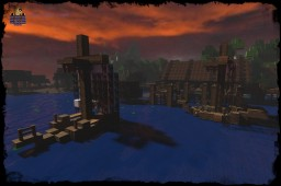 The Harbour In Little Debaria [DOWNLOAD] Minecraft Project
