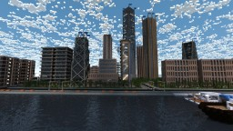 --Atlas City-- Modern city --New-- (XXL map Project) Minecraft Map & Project