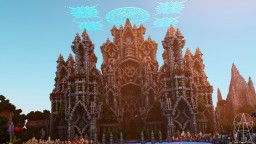 Palace Of Nostalgia By MrBatou [Cinematic]-[Download] Minecraft Map & Project