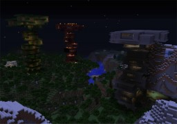 Automator's Random RPG Minecraft Map & Project