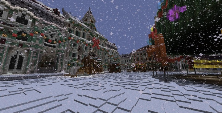A Christmas ADVENTure 3 [2014] Minecraft Project
