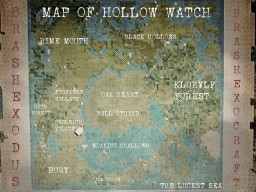HOLLOW WATCH MEDIEVAL WORLD