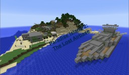 Paradise Island 2: The Lost Airbase Minecraft Map & Project