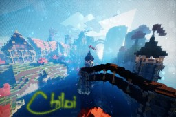 Chiloi - A Minecraft Town Minecraft Map & Project