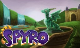 Spyro the Dragon Minecraft