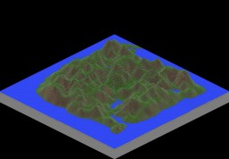 The Lost Land Minecraft Map & Project