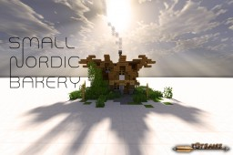 Small Nordic Bakery [DOWNLOAD] Minecraft