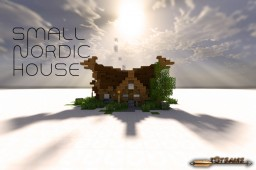 Small Nordic House [DOWNLOAD] Minecraft
