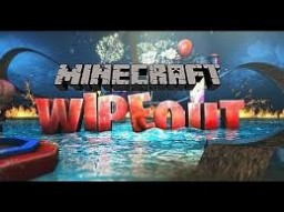 Wipeout! Minecraft Edition Minecraft Map & Project
