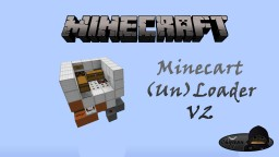 Minecraft: Minecart (Un)Loader V2 Minecraft Map & Project