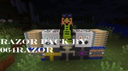 Razorpack Minecraft Texture Pack