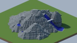 Mountain Fortress of the Mad King Minecraft Map & Project