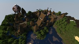 Larthea Minecraft Map & Project