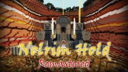 Nolrim Hold Remastered Minecraft Map & Project
