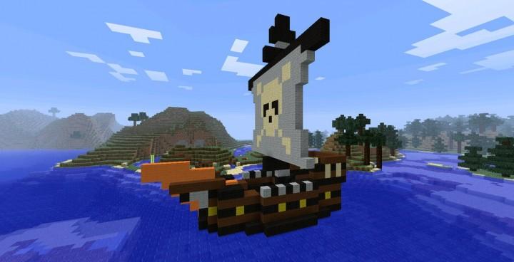 пиратский майнкрафт на андроид #4