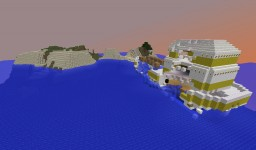 The Lost Island Minecraft Map & Project