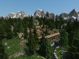 Ulmenstead [World of Targur] Minecraft Map & Project