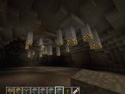 PvpCave Minecraft Map & Project
