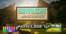 SurvivalScape Minecraft Server