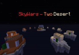 SkyWars - Two Desert Minecraft Project
