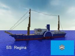 SS Regina Minecraft