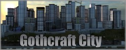 Gothcraft City / my newest XXL Project (Download coming soon!) Minecraft