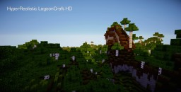 [1.8] HyperRealistic Lagooncraft HD [x128] Minecraft Texture Pack