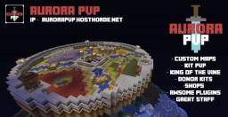 Aurora PvP (Kit PvP) Minecraft Server
