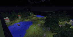 Forest Capture the Flag Minecraft Map & Project