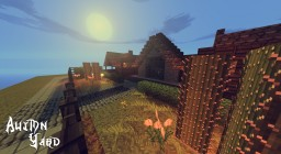 Autmn Yard Minecraft Map & Project