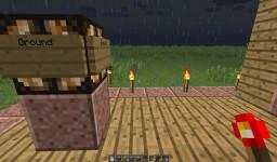 Elevator Minecraft Project