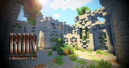 RUIN: A Quakecraft map Minecraft Project
