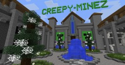 CreepyMinez old spawn Minecraft Project