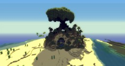 The Goldpit Oasis [Terra Lacus] Minecraft Map & Project