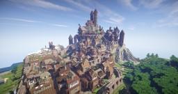 Arch Village - Realistic Fantasy Kingdoms Minecraft