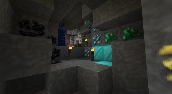 Ore Cave again