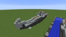 Type XXVIIC Seelöwe gun submarine [FICTIONNAL/TYPE VIIC U-BOAT INSPIRED] Minecraft Map & Project