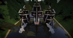 The Cursed Flag Ship Minecraft Project