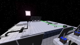 Galacticraft Donut Station! REAL ENERGY SOURCES (No infinate batteries) MAP DOWNLOAD Minecraft Map & Project