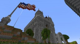 Medieval Cathedral :: Plot on XPD Minecraft