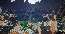 Skybase - PvP Arena + Download. Minecraft Map & Project