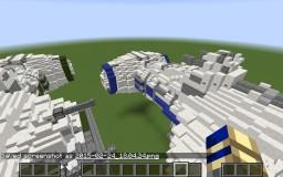 Tantive V fleet Minecraft