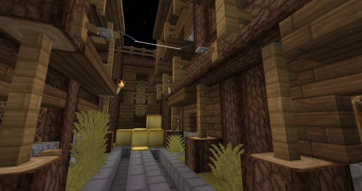 Gold Block and new wood - Update 0.8.8