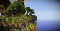 Broken-Valley - Plot in Vadact creative Minecraft
