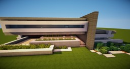 Nature | Modern House Minecraft Map & Project