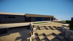 Notch's LA Mansion Minecraft Map & Project