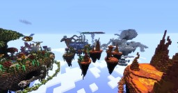Team Skywars: Elements Minecraft