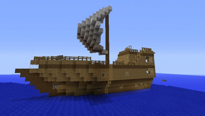 Ship created by evilnacho11
