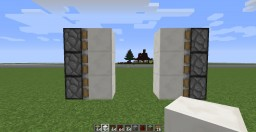 2x3 Piston Door [Tutorial]