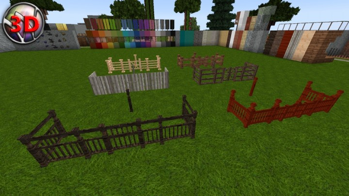 2015 02 28 1449188690966 [1.9.4/1.8.9] [128x] Wolion 3D Texture Pack Download